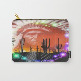 Ghost Dance Carry-All Pouch