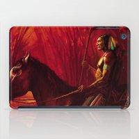 blackhawks iPad Cases featuring Blackhawks Tribute by Bryan Butler Art