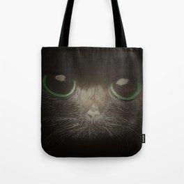 Cats, darklight Tote Bag