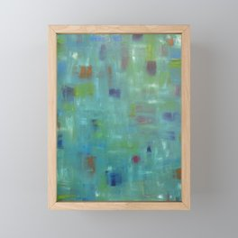 Deste Framed Mini Art Print