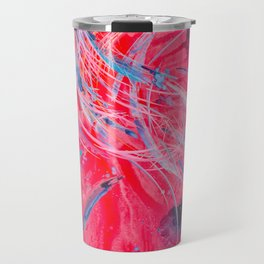 As The Caged Bird Sings Travel Mug