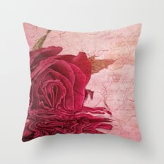 And this of all my hopes... Throw Pillow