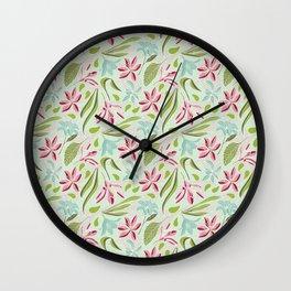 Carefree Wall Clock