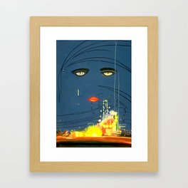 Gatsby Cover Framed Art Print