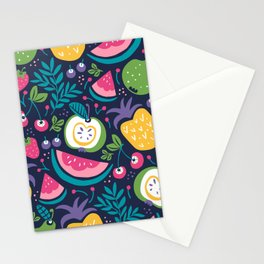 Hello Fruity Stationery Cards