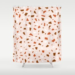 Terrazzo AFE_T2019_S14_2 Shower Curtain