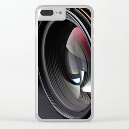 Photo lenses Clear iPhone Case