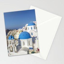 Oia, Santorini Stationery Cards