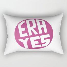 ERA YES (Pink) Rectangular Pillow