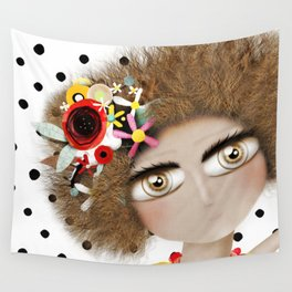 I can not take my eyes out of you Wall Tapestry