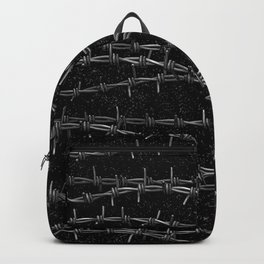 Bouquets of Barbed Wire Backpack