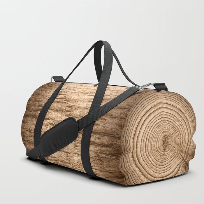 Big tree trunk Duffle Bag