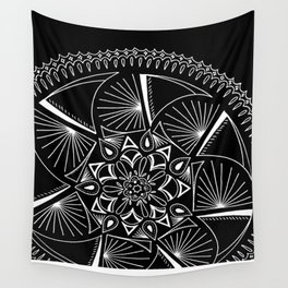 salt and pepper Wall Tapestry