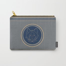 Wolf Seal (preppy collection) Carry-All Pouch