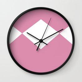 Ranger Power Pink Wall Clock