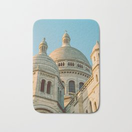 The Basilica of the Sacred Heart in Montmartre, Paris, France. Bath Mat