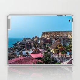 Popeye's Village Laptop & iPad Skin
