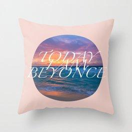 Inspirational Poster Throw Pillow