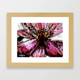 zenia Framed Art Print