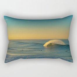 Oceanside Morning Rectangular Pillow