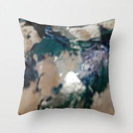 Négro-Spirit'Art coup de coeur Throw Pillow