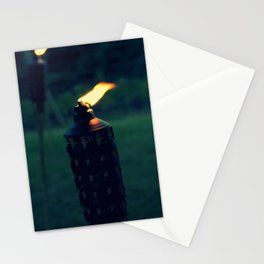 Tiki Stationery Cards