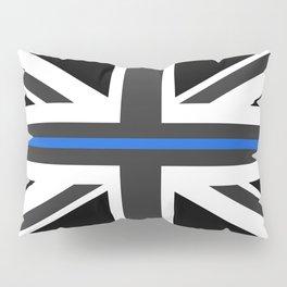 Thin Blue Line UK Flag Pillow Sham