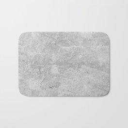 Gray Concrete Bath Mat