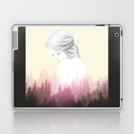 Pine Forest Laptop & iPad Skin