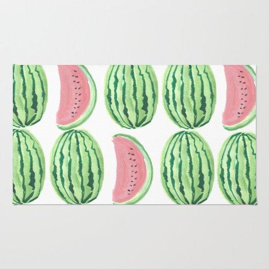 Watermelon Mania Rug