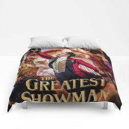 The Greatest Show Magic Comforters