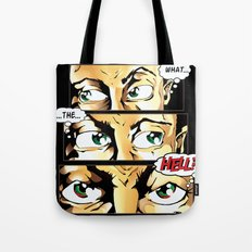 What The Hell Tote Bag