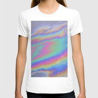 holographic T-shirts featuring Holographic by Nestor2