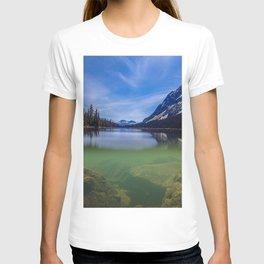 Boom Lake Reflection T-shirt