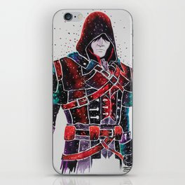 Shay Cormac iPhone Skin
