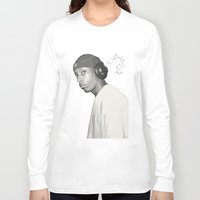 2pac Long Sleeve T-shirts featuring BIG L / Put It On by Gold Blood