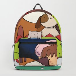 Stuffed Animals Backpack