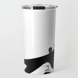 Snowboard Travel Mug