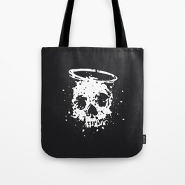 The Angel and The Gambler Tote Bag