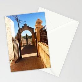 San Xavier 3 Stationery Cards