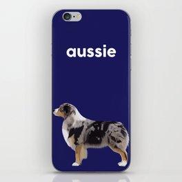 Australian Shepherd #5 iPhone Skin