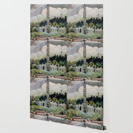Emily Carr - Tanoo Wallpaper