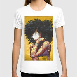 Naturally II GOLD T-shirt