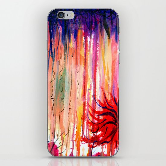 manalone iPhone & iPod Skin