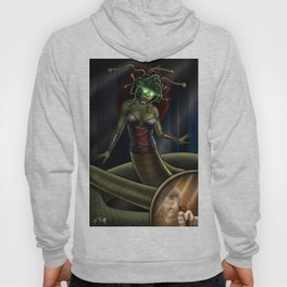 Medusas' Gaze Hoody
