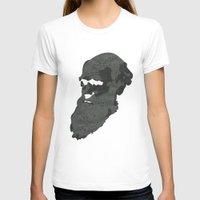 darwin T-shirts featuring Darwin by science fried art