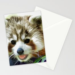 The InFocus Laughing Bear Collection IX Stationery Cards