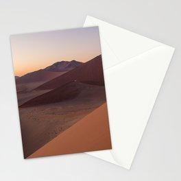 Dune 45 at Sunrise Stationery Cards