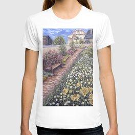 Cowbridge Physic Garden T-shirt