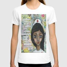 Nurse - African American  T-shirt